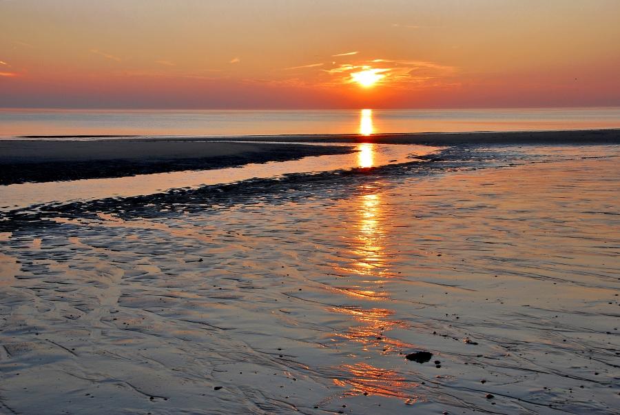 Schitterende brede stranden en duinen