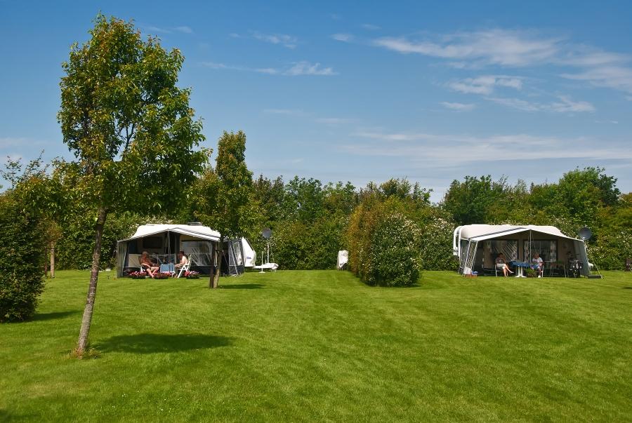 Seizoenplaats camping Renesse